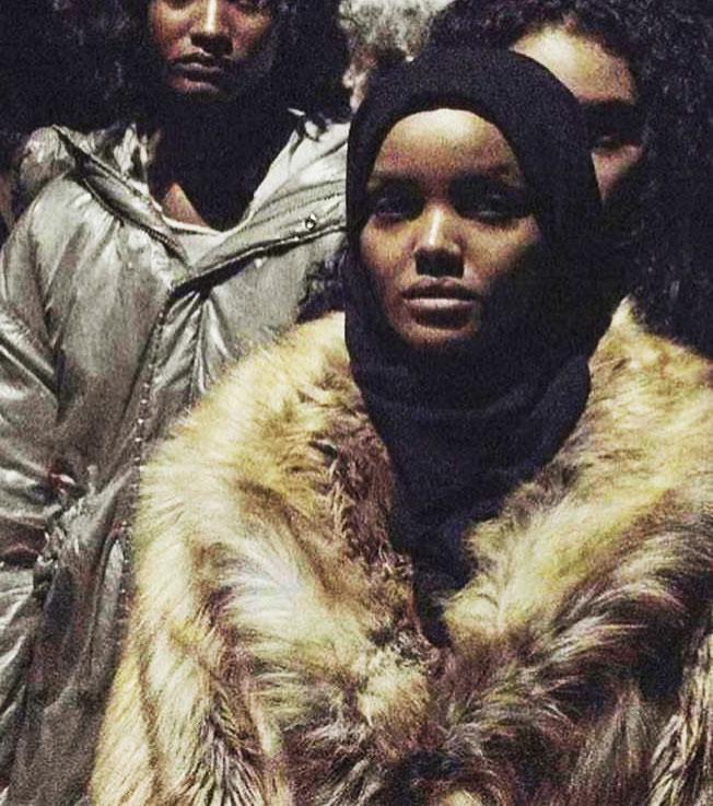 naz-smyth on hijab