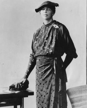 Eleanor Roosevelt-Naz Smyth