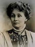 Emmeline Pankhurst-Naz Smyth