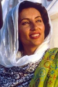 benazir bhutto-naz smyth