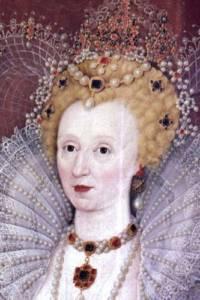 queen elizabeth- Naz Smyth