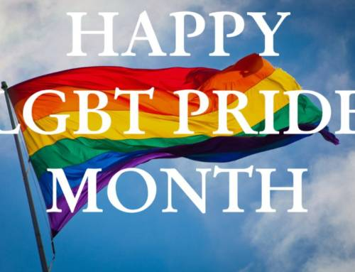 The History of Pride Month by Naz Smyth