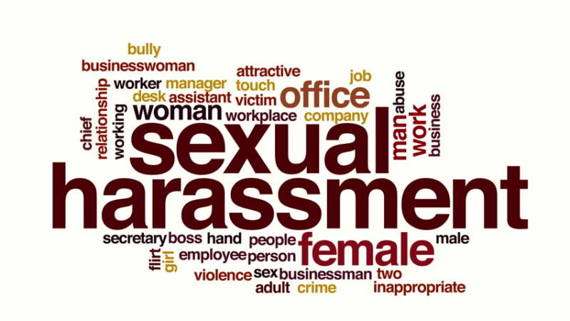 Sexual harassment in the workplace laws uk