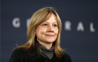Naz Smyth Mary Barra