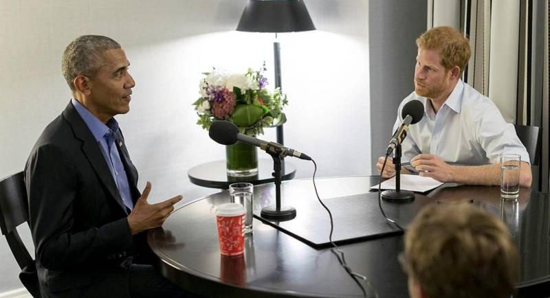 Naz Smyth Barak Obama