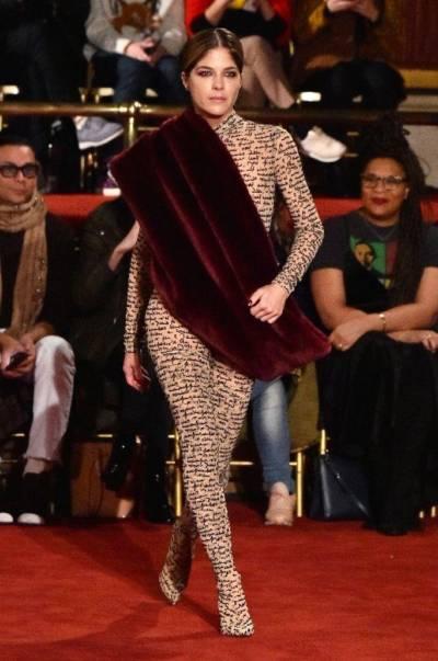 naz smyth fashion week
